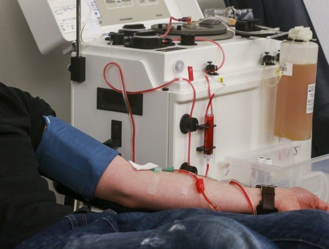 Plasmapheresis Machine